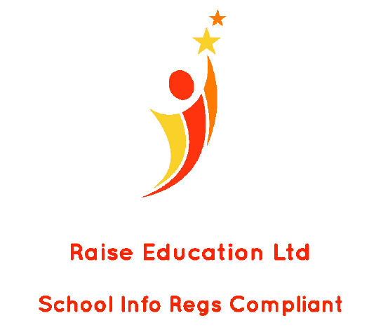Raise Education LTD badge